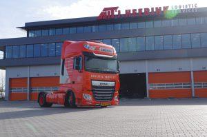 Heebink chauffeur C bakwagen Veenendaal