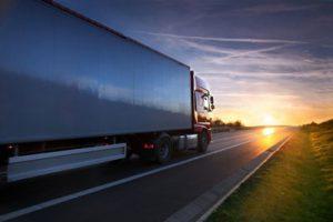 Vrachtwagenchauffeur chauffeur CE nacht distributie